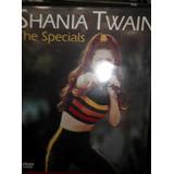 Shania Twain The Specials Dvd Nuevo Sellado