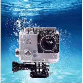 Câmera Filmadora Full Hd 12mp 1080 Moto Bike Hero 3