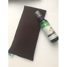 Cojín/compresa De Semillas Térmico Y Spray Herbal Envió Grat
