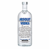 Vodka Premium Absolut Blue Litro