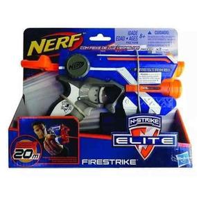 Pistola Nerf Firestrike N-strike Series Original Hasbro