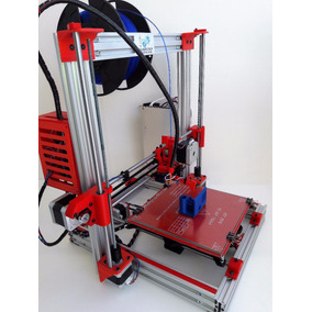 Impressora 3d Prusa Estrutura Aluminio C/nivelamento Mont.