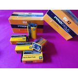 Bateria Pilas Procell Duracell 9v Cuadrada X 6 Piezas