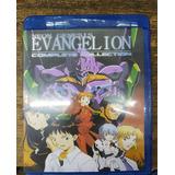 Neon Genesis Evangelion (1995) Latino Blu Ray G.