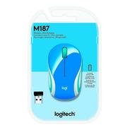 Mouse Wireless Logitech M187 Sem Fio - 2860