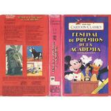 Festival De Premios De La Academia Walt Disney Mickey Vhs