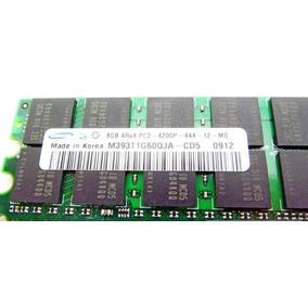 Memoria Ram Samsung 16gb (2x8gb)4200p 444 Ddr2 Para Servidor