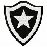 Time 1 Botafogo - Sublime Matrizes De Bordado Escudo Futebol
