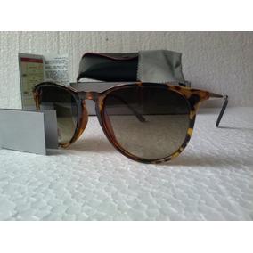 Óculos De Sol Feminino Modelo Estilo Erika Tartaruga
