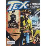 Hq Tex 444 Ed Mythos: A Dama Do Colorado / 116pg 2006 (b)