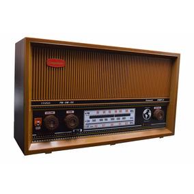 Rádio De Mesa 3 Faixas Com Entrada Ipod/mp3 Companheiro Sp