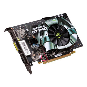 Placa De Video Nvidia Geforce Gt240 512mb Gddr3 128bit Xfx