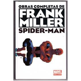 Obras Completas - Frank Miller- Spiderman - Marvel Deluxe