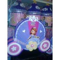 Piñata Carroza De Princeza Sofia .