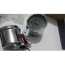 Tacometro Rpm P/ Moto Universal 13000 Rpm Max Envio Incluido