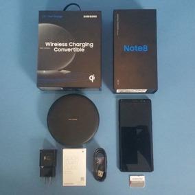 Samsung Galaxy Note 8 6gb Ram 128gb+carg. Inalambrico