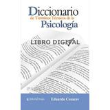 Cosacov Eduardo - Diccionario Términos Psicología