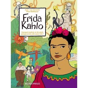 Hq Frida Kahlo - Editora Nemo