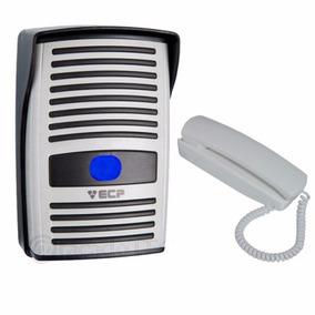Porteiro Eletronico C/ 1 Monofone (cinza Claro) (ecp)