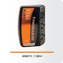 Protector De Voltaje Exceline Televisor Tv - Gsm-120n 110v
