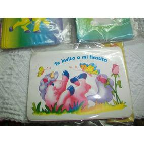 My Little Pony Invitaciones Cumple X 20 Unid Pequeño Pony
