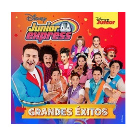 Cd Junior Express Grandes Exitos Nuevo Cd 2018 En Stock