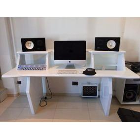Mesa computadora usada mesas de computaci n usado en for Mesa algarrobo usada