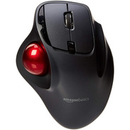Mouse Trackball - Amazonbasics - Inalambrico - Excelente