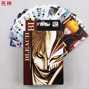 Baralho League Of Legends, Bleach, Death Note E Natsume