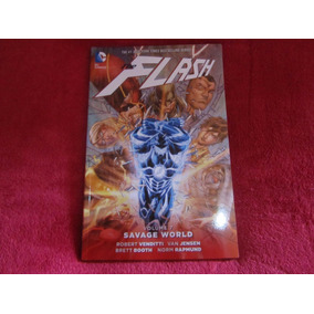Dc Comics The Flash The New York Times Bestselling Series