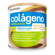 Colágeno Hidrolisado Verisol® 2em1 Antirrugas 250g Maxinutri