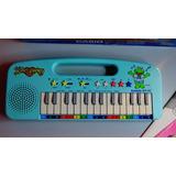 Teclado Casio Ep-10 Muppet Babies Jim Henson
