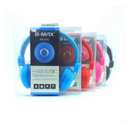 10 Fones De Ouvido Stereo Headset Com Microfone  Bm-2670