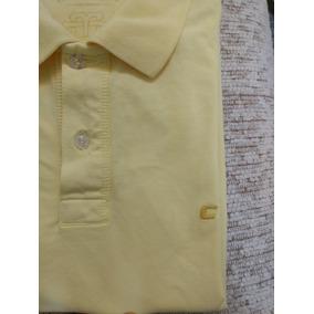 Camisa Polo Masculina Carmim Original