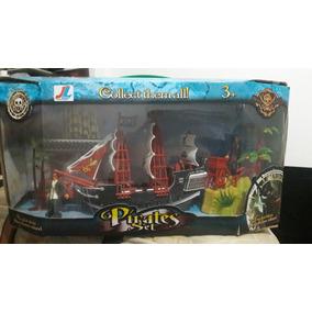 Juguete Coleccionable De Los Piratas Del Caribe!!!