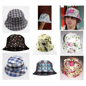 603ee2e4a0f72 ... Swag Rap Skate Pesca Camp Boonie. 1 vendido - Rio de Janeiro · Chapéu   Bucket  Hat Xadrez Florido Estampado · R  19