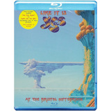 Yes - Live At The Bristol - Blu Ray Importado, Lacrado