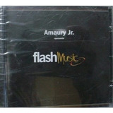 Cd Amaury Jr. Flash Music