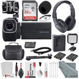 Zoom Q8handy Video Recorder Con Samson Studio