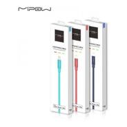 Cable Cargador iPhone Lightning Mipow Glowing Led - Premium