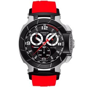 Reloj Tissot T-race Cronógrafo Original T0484172705701
