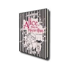 Livro - Alice No Pais Das Maravilhas - Lewis Carrol