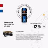 Cerveza Importada Oranjeboom 12% Lata X 500 Ml - Holanda