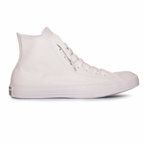 Tênis All Star Converse Ct As Monochrome Leather Hi 50% Off