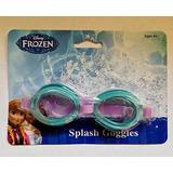Gafas De Natacion Congeladas Disney.