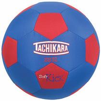 Pelota De Futbol Tachikara Soft Kick Fabric Soccer Ball Ss32