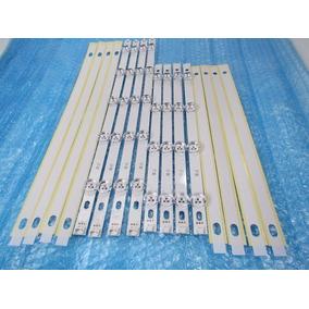 Kit Completo Barras Led Lg 39ln5400 39ln5700 39la6200 - 0401