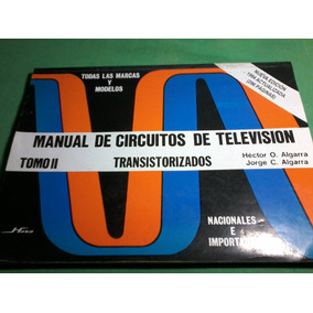 Vendo Manual De Circuitos De Tv A Transistores Hasa