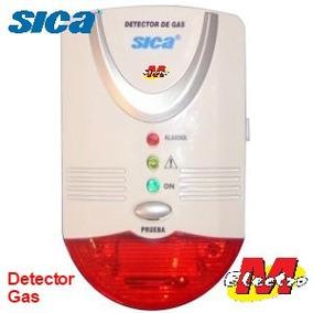 Detector Gas Y Envasado 220v Sica Electro Medina