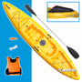 Kayak Sit On Top Sunrider 1 Persona Caja De Pesca - Initio